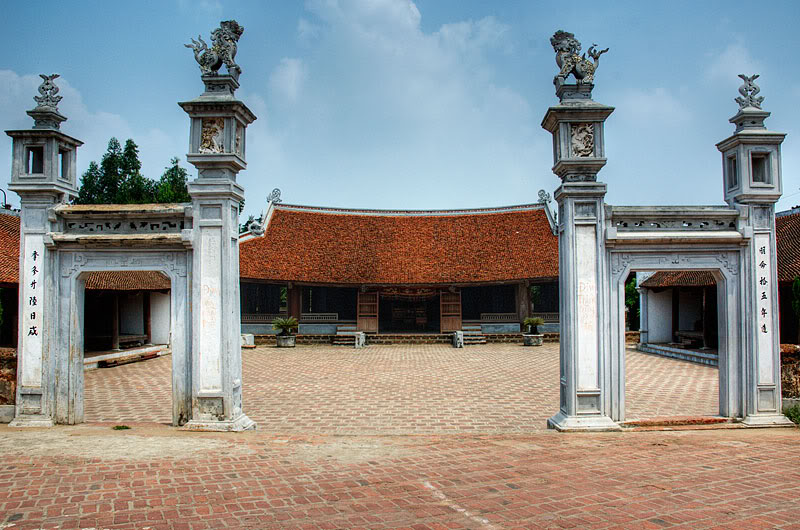 MONG PHU COMMUNAL HOUSE - THE QUINTESSENCE OF VIETNAMESE ARCHITECTURE