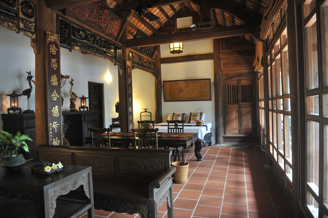 traditional house inside