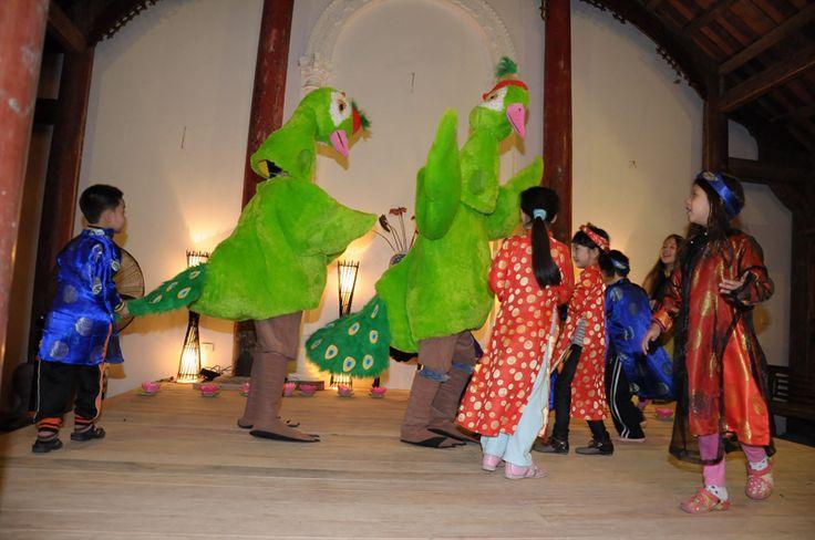 activities in Mid autumn festival