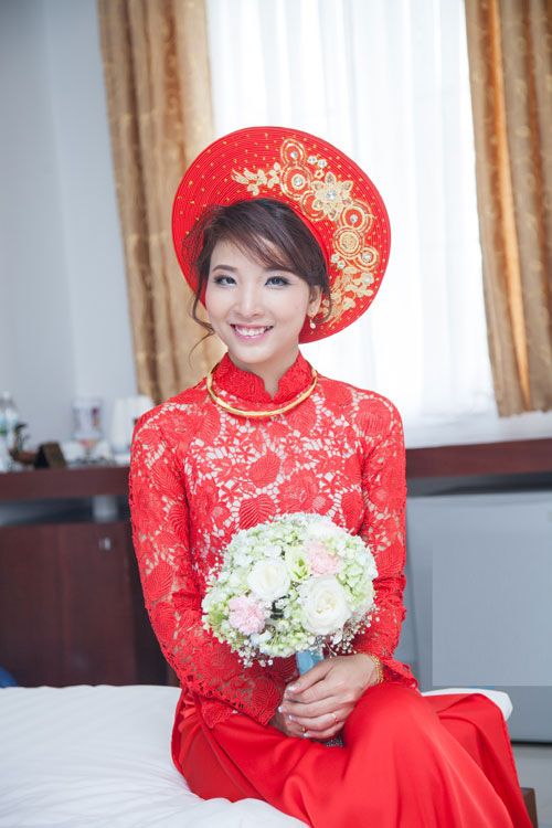 Traditional Vietnamese Wedding - MoonGardenHomeStay - Công ty cổ ...